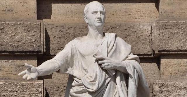 Cícero, filósofo, político, orador e escritor romano nos deixou muitos ensinamentos sobre o valor da liberdade!