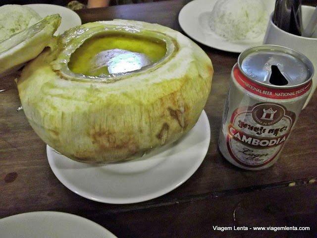 Dieta low-carb, paleo, cetogênica e jejum intermitente em Siem Reap, Camboja
