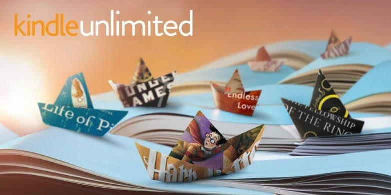 Leia milhares de livros de graça com o Kindle Unlimited