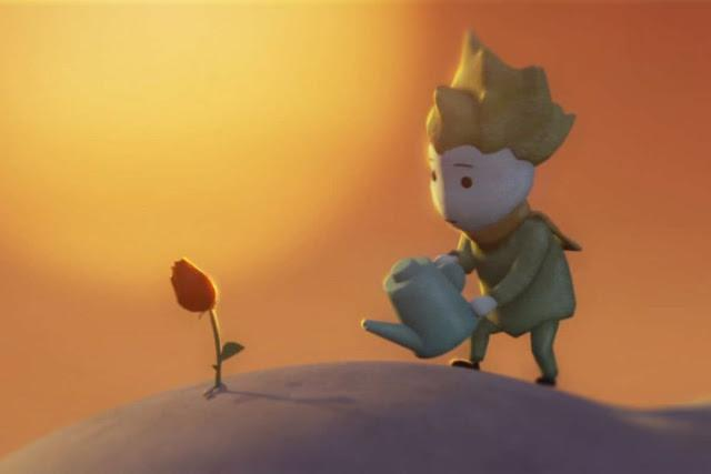 O que a rosa e o Pequeno Príncipe podem ensinar sobre independência financeira