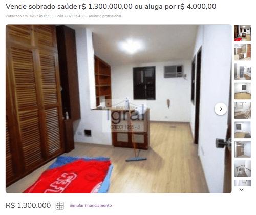Aluguel ou financiamento imobiliário?