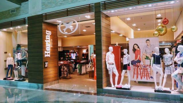 Loja Hering Store: ações de empresas no nosso dia a dia