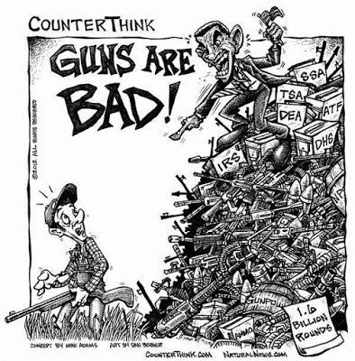 O interesse e o fortalecimento do Estado no desarmamento e controle de armas
