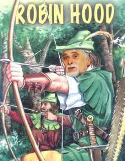 Robin Hood de esquerda: justiceiros com o dinheiro dos outros