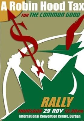 Taxa Robin Hood: distorção da história para pilantragem