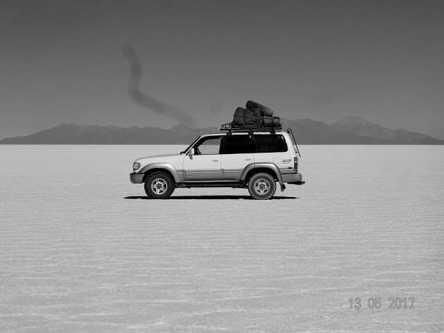 Viagem para Salar de Uyuni, Bolívia, partindo do Atacama, Chile.