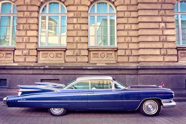 Os carros antigos possuem um cálculo financeiro de manutenção diferente