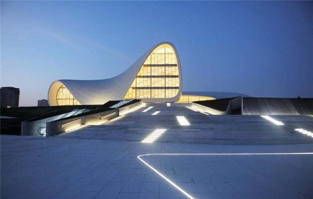 Existe pensamentos lineares e não lineares também na arquitetura?