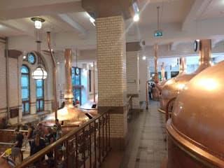 Primeira cervejaria Heineken, Amsterdan, Holanda