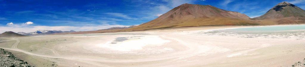 Viagem Salar de Uyuni - Laguna Blanca