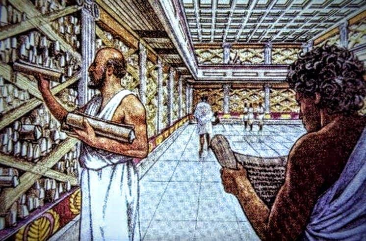 Biblioteca de Alexandria - João de Filopono