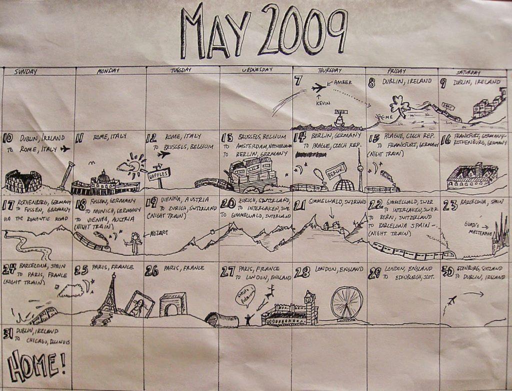 Calendário: suas armadilhas na criação dos ciclos e procrastinação
