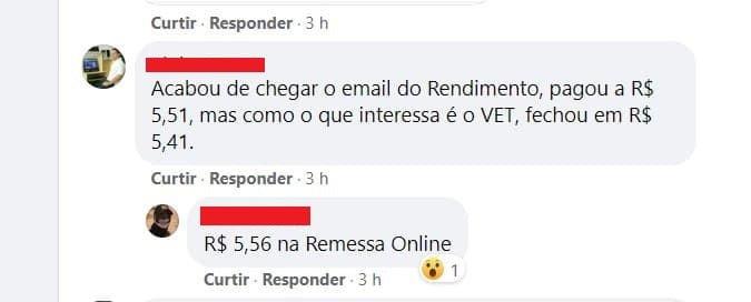 Banco Rendimento x Remessa Online no recebimento do Google Adsense