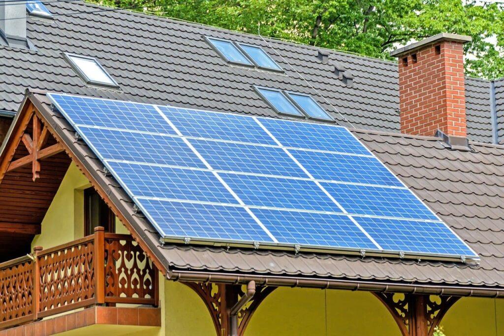 Independência de energia - a energia solar